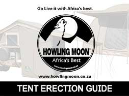 Tent Erection Guides